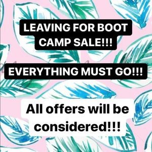 PLEASE SHARE!!! EVERYTHING MUST GO!!